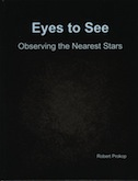 Eyes To See: Observing the Nearest Stars