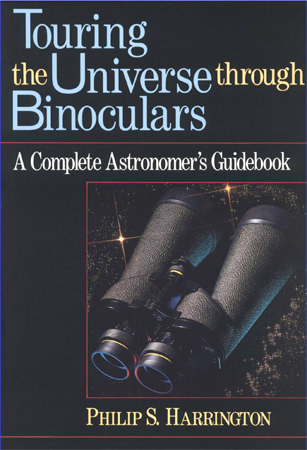 cover of Touring the Universe Through Binoculars (69,368 bytes)