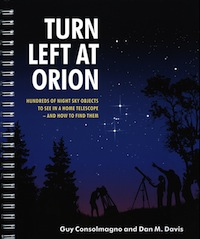 Turn Left At Orion book cover (18,228 bytes)