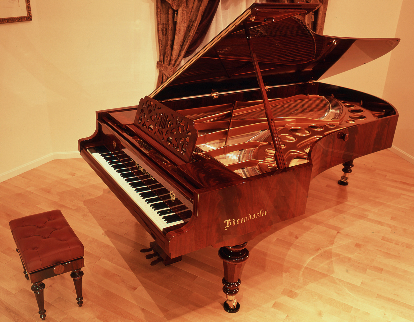 bosendorfer imperial model 290 piano