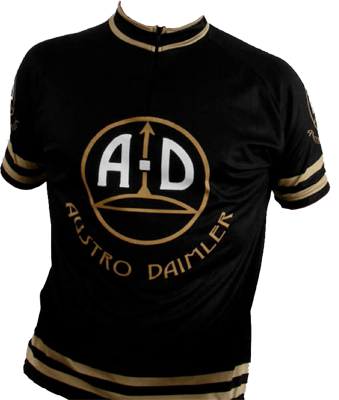 third party Austro-Daimler racing jersey 1977 front