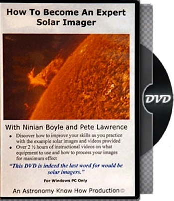 How To Become and Expert Solar Imager DVD