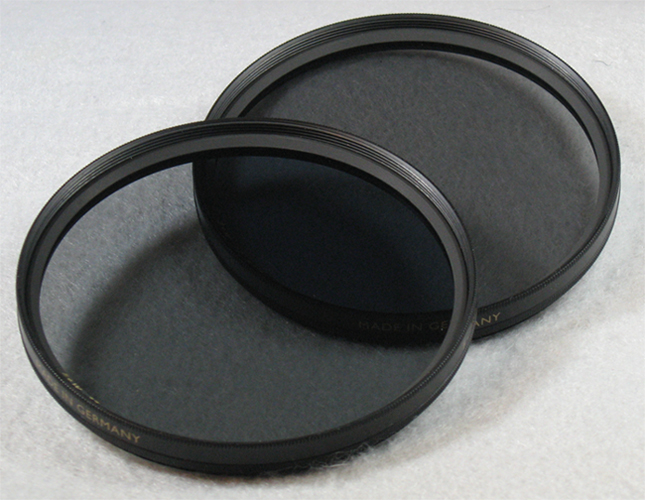 Polarizing filters for Leica TELEVID (241,799 bytes)
