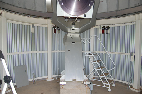 MCCMO Observatory OGS 24 inch telescope