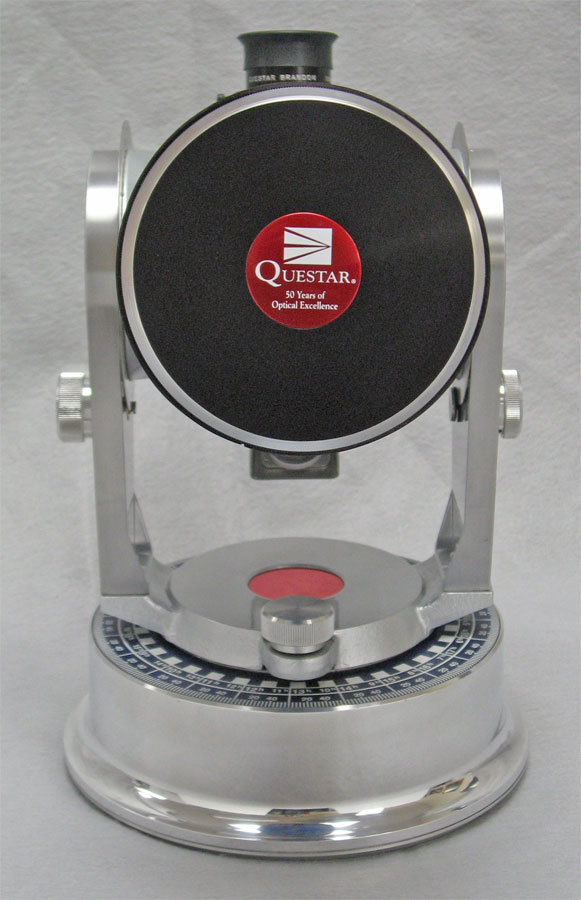 Questar 50th Anniversary Telescope front 90,698 bytes