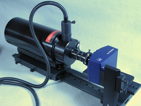 Questar QM-100 Long Mount Long Distance Microscope (51,200 bytes)