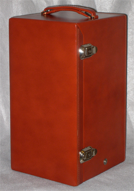 Questar 3-½ 1970s Leather Case 75,137 bytes
