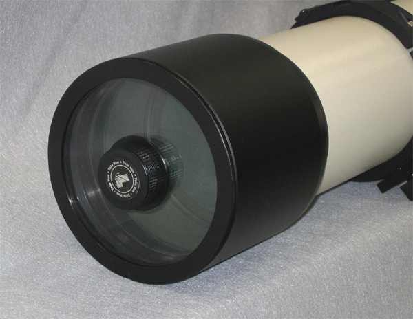 TeleVue NP127is Front Cell w/Lens Cover.