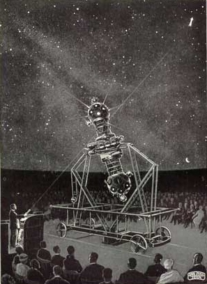 Zeiss Planetarium image from catalog (107,792 bytes)